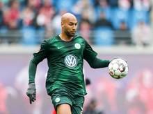 Wolfsburgs Spieler John Anthony Brooks leidet an Schmerzen im Innenband