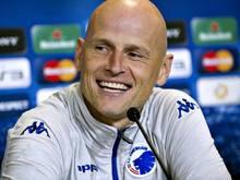 Trainer Ståle Solbakken hat seinen Vertrag beim FC Kopenhagen bis 2023 verlängert