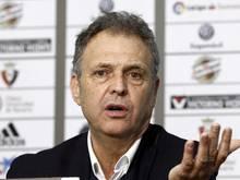 Joaquín Caparrós ist ab nächster Saison nicht mehr Chefcoach des spanischen Erstligisten FC Sevilla