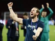 Tottenham Hotspur hofft auf die Rückkehr von Harry Kane