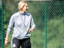 Voss-Tecklenburg will die deutsche Nationalmannschaft umbauen