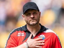 Will mit dem SC Paderborn bei der offensiven Spielweise bleiben: Steffen Baumgart