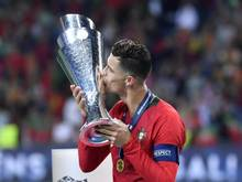 Cristiano Ronaldo spricht über seine Zukunft im Nationalteam