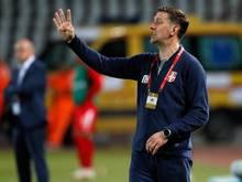 Mladen Krstajic ist entlassen worden