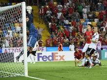 Fangsicher: U21-Keeper Alexander Nübel im Spiel gegen Österreich