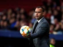 Coach Rafael Dudamel will mit Venezuela Argentinien ärgern