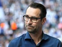 Michael Preetz möchte mit Augenmaß ins Hertha-Team investieren