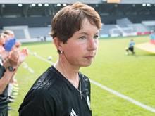 Hört als U19-Trainerin auf: Maren Meinert