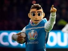 Skillzy ist das Maskottchen der EURO 2020