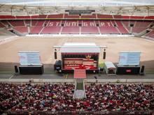 Bei der Mitgliederversammlung des VfB Stuttgart ging einiges schief