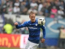 """Hilft in Oldenburg aus """"solange die personelle Situation beim VfB angespannt ist"""": Jan Rosenthal"""