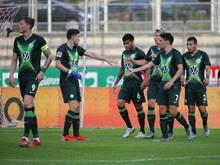 Der VfL Wolfsburg und Fenerbahce Istanbul haben sich im Testspiel mit 1:1-Unentschieden getrennt
