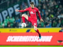 Janik Haberer hat sich im Testspiel gegen Stuttgart verletzt