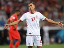 Ellyes Skhiri hat beim 1. FC Köln unterschrieben