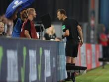 Der Videobeweis sorgt für Zündstoff in der 2. Bundesliga