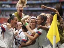 Das Nationalteam der Frauen hat in den USA mehr Geld vom Verband erhalten als das Männerteam