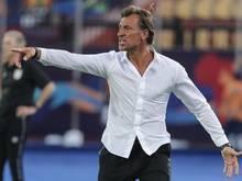 Neuer Nationaltrainer der Fußball-Nationalmannschaft Saudi Arabiens: Der Franzose Hervé Renard