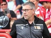 Trainer Urs Fischer musste sich mit Union beim Test gegen den spanischen Erstligisten Celta Vigo geschlagen geben