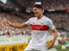Mario Gomez steht dem VfB Stuttgart bald wieder zur Verfügung