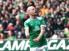 Fühlt sich beim SV Werder Bremen wohl: Davy Klaassen