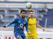 Wechselt von Rotterdam zum FSV Mainz: Jeremiah St. Juste (li.)