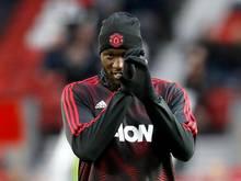 Soll vor dem Wechsel zu Inter Mailand stehen: Romelu Lukaku von Manchester United