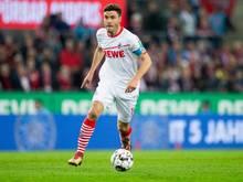 Trägt weiter die Kapitänsbinde des 1. FC Köln: Jonas Hector