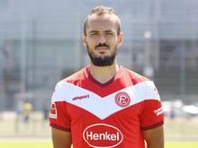 Verlässt Fortuna Düsseldorf Richtung Schweden: Emir Kujovic