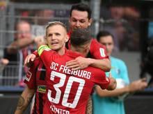 Der SC Freiburg feierte einen späten, aber klaren Heimsieg gegen den FSV Mainz 05