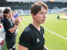 Wird vom DFB verabschiedet: Maren Meinert