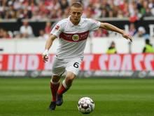 Fehlte beim Spiel gegen Bochum im VfB-Kader: Santiago Ascacíbar