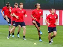 RB Leipzig bei Benfica ohne Lukas Klostermann