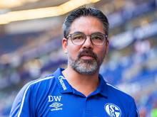 David Wagner will mit dem FC Schalke auf Dauer wieder nach Europa