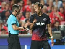 RB Leipzig muss eventuell auf Yussuf Poulsen verzichten
