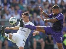 Kein Sieger im Duell zwischen Osnabrück und dem FC St. Pauli