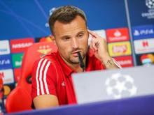 Schweizer Fußball des Jahres: Ex-Eintracht-Profi Haris Seferovic