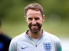 Kann mit den Three Lions das EM-Ticket lösen: England-Coach Gareth Southgate