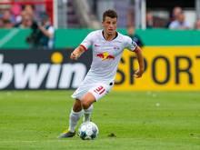 Diego Demme geht als FIFA-Zocker für RB Leipzig in der VBL an den Start