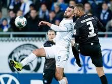 KSC schlägt den SV Darmstadt 98 im DFB-Pokal