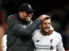 Ist mit seinem Team im Dauereinsatz: Liverpool-Coach Jürgen Klopp
