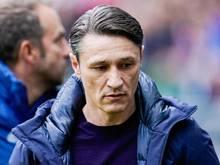 Niko Kovač ist den Job als Bayern-Trainer los