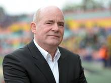 Siegfried Dietrich ist Manager beim 1. FFC Frankfurt