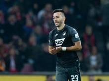 Verletzte sich beim Hoffenheimer Last-Minute-Sieg in Köln: Sargis Adamyan