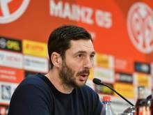 Sandro Schwarz war insgesamt 13 Jahre bei den Mainzern: Sechs als Spieler, sieben als Trainer. Foto: Torsten Silz/dpa