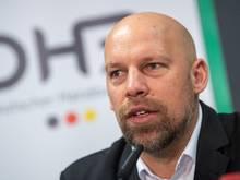 Sieht ein «tiefgehendes Disziplinproblem» im Fußball: DHB-Sportvorstand Axel Kromer