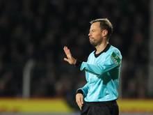 Markus Schmidt ist Bundesliga-Schiedsrichter