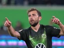 Admir Mehmedi will Wolfsburg vorzeitig in die K.o.-Runde schießen