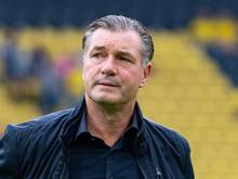 Dortmunds Sportdirektor Michael Zorc hat bislang eine klare Aussage zur Personalie Haaland vermieden