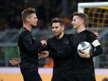 Die schwarzen Trikots brachten dem BVB Glück und kamen auch bei den Fans gut an