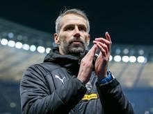 Gladbach-Trainer Marco Rose ist von Hermbstmeister RB Leipzig begeistert.